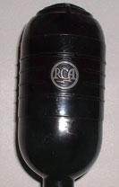 unidentifiedRCA vintage microphone